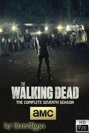 The Walking Dead Temporada 7 [720p] [Latino-Ingles] [MEGA]