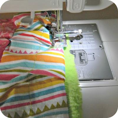 sew a ruffle