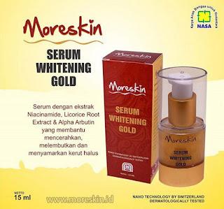 Moreskin Serum Gold