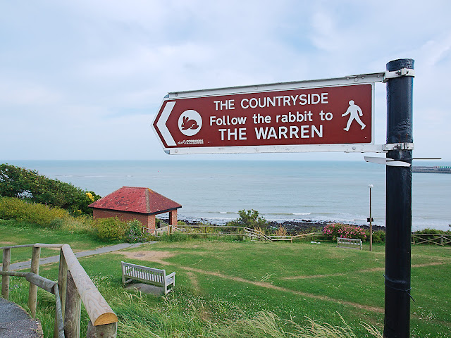 The warren folkestone kent