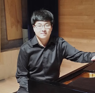 Andrew Son 2018 Atlantic Young Artist Competition winner