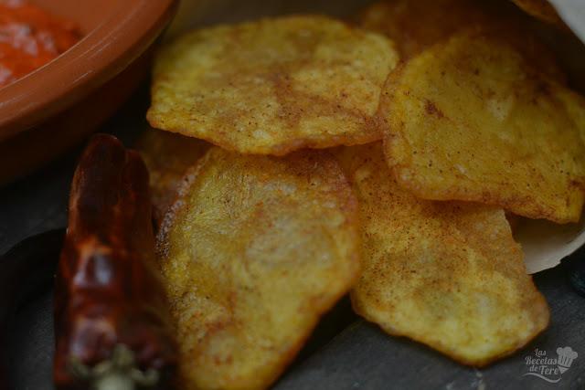 Patatas fritas aliñadas tererecetas 03