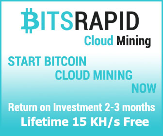 Cloudmining Bitsrapid