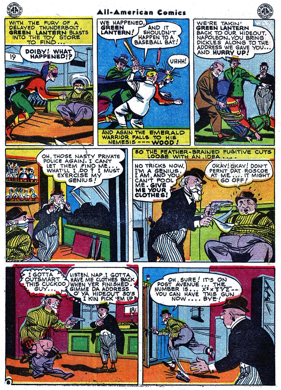 Read online All-American Comics (1939) comic -  Issue #68 - 10