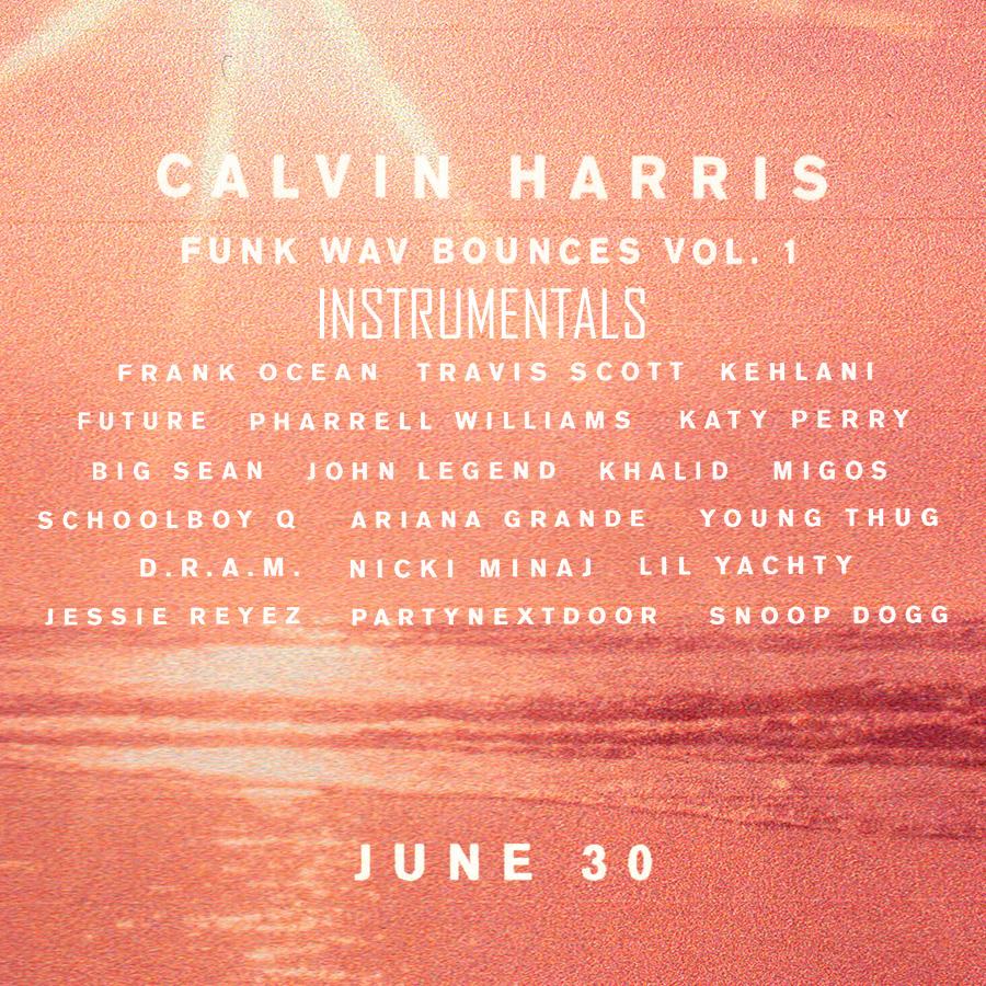Funk Wav Bounces Vol.1: Harris Calvin: Amazon.it: Musica
