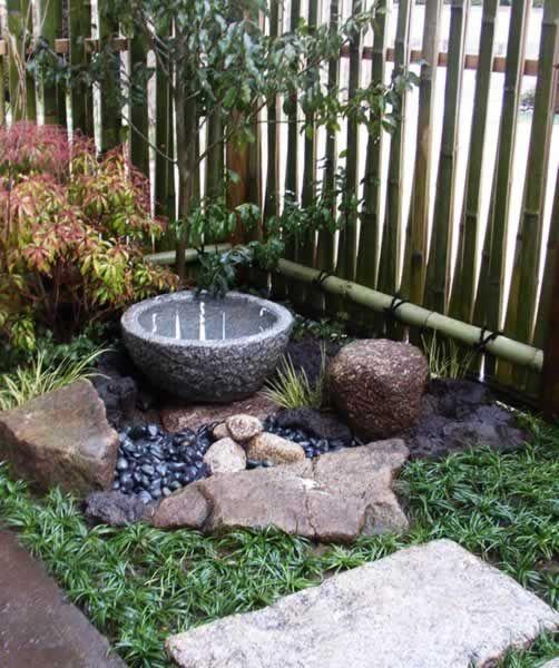 jardim pequeno projetos