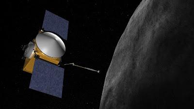 OSIRIS-REx: missione su Bennu