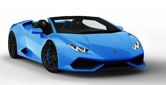 Lamborghini Huracan Spyder LP 610-4 Launched in India