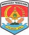 logo lambang cpns kab Kabupaten Minahasa Tenggara