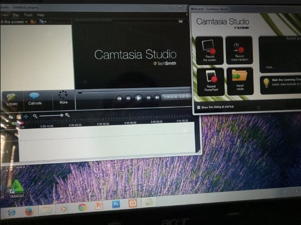 Aplikasi Edit Video PC Camtasia
