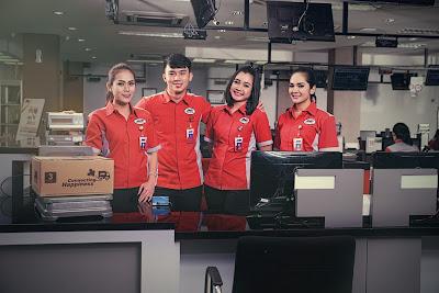 Rekrutmen Karyawan Baru PT Tiki Jalur Nugraha Ekakurir (JNE) Via Email Seluruh Indonesia