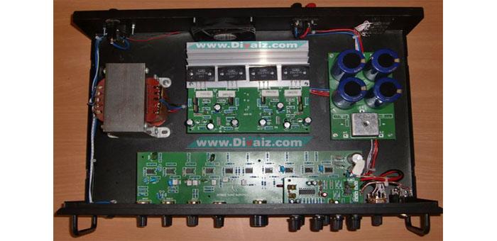 Cara Mudah Merakit Power Amplifier 150 Watt Stereo