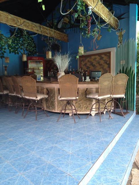 Pink Panther's Jungle Bar at Alta Cebu Resort