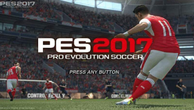 Download PES 2017 PPSSPP ISO Full Transfer Save Data Terbaru For Android