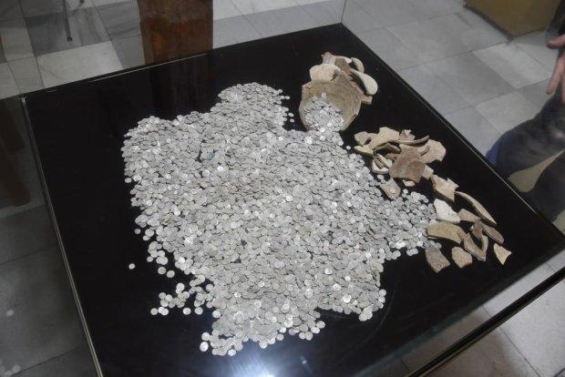 Клад эпохи Османской империи найден в болгарском Плевене