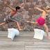 Η Ολυμπιονίκης Σμαράγδα Καρύδη! Δείτε τα ξεκαρδιστικά βίντεο που ανέβασε στο Instagram