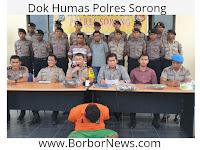 Kasus Pembunuhan Afner Gotlif Marani, Diungkap Jajaran Polres Sorong