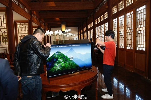 Bezel-less, 4.9mm thick Mi TV 4 looks incredible; Launch date nearing, price starts at $2000