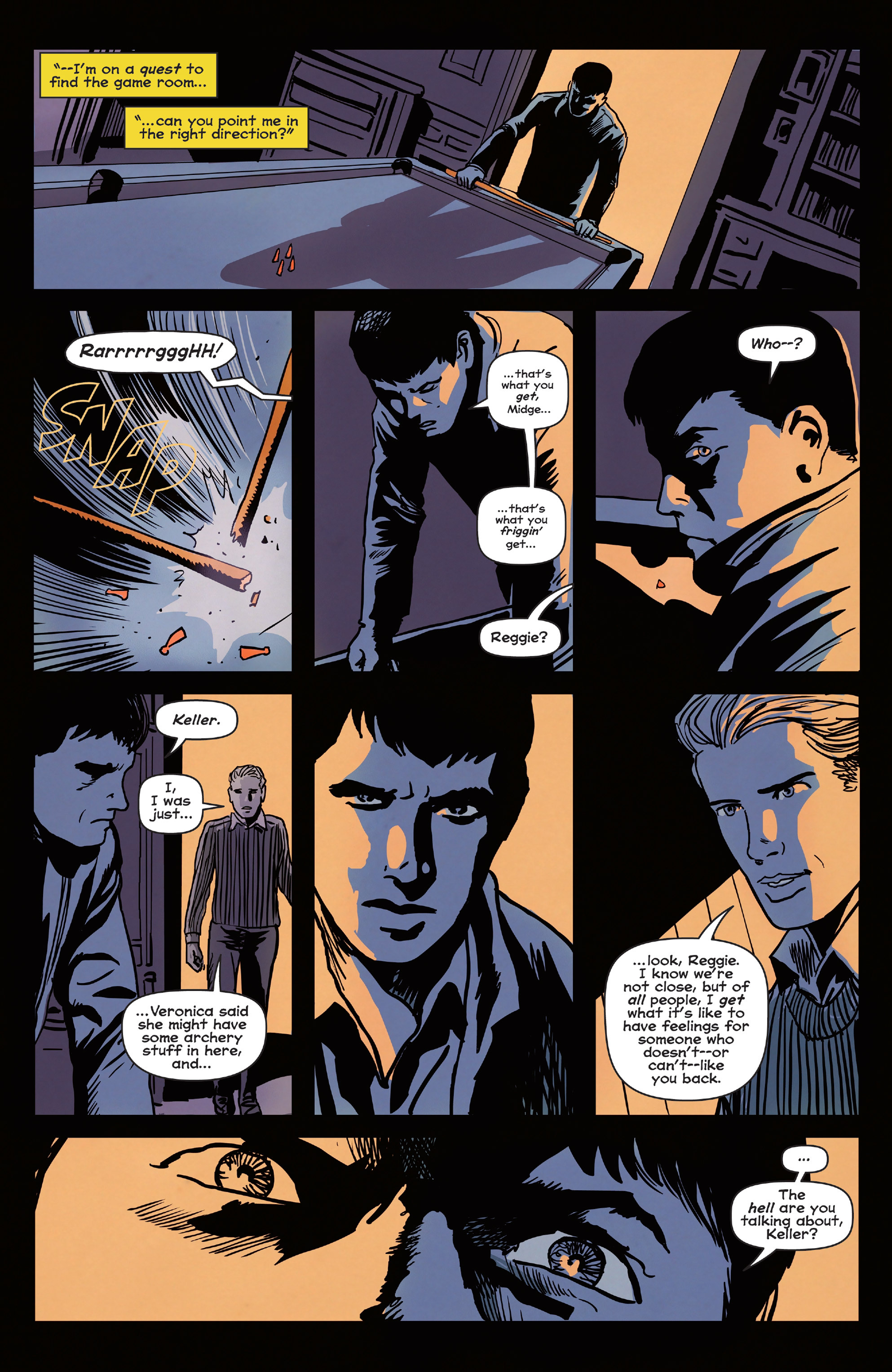 Read online Afterlife with Archie comic -  Issue #5 - 9