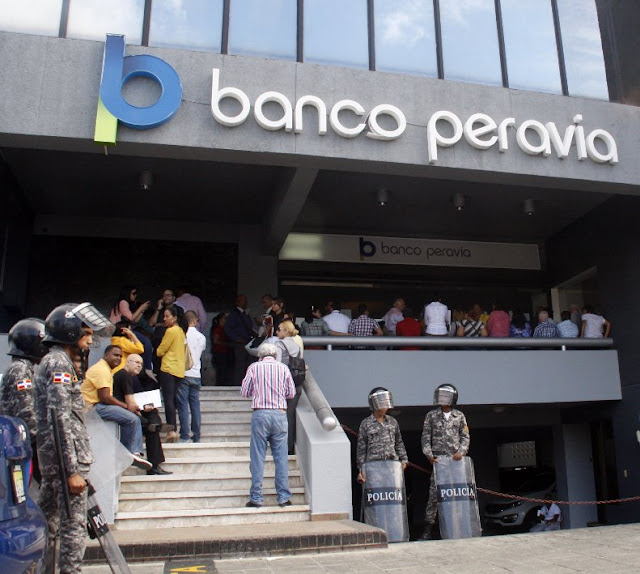 Fallo por caso fraude Banco Peravia se conocerá en un mes