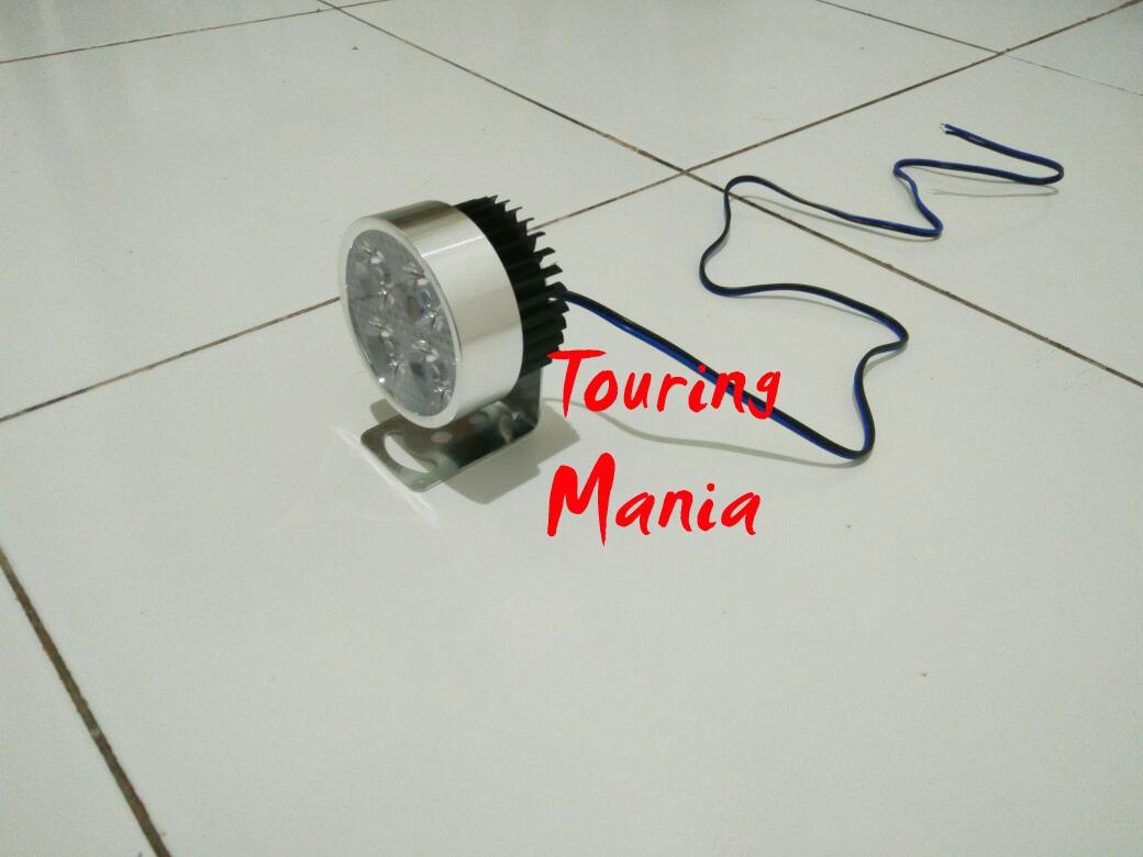 Lampu Led Luxeon 4 Mata Touring Mania Cara Order
