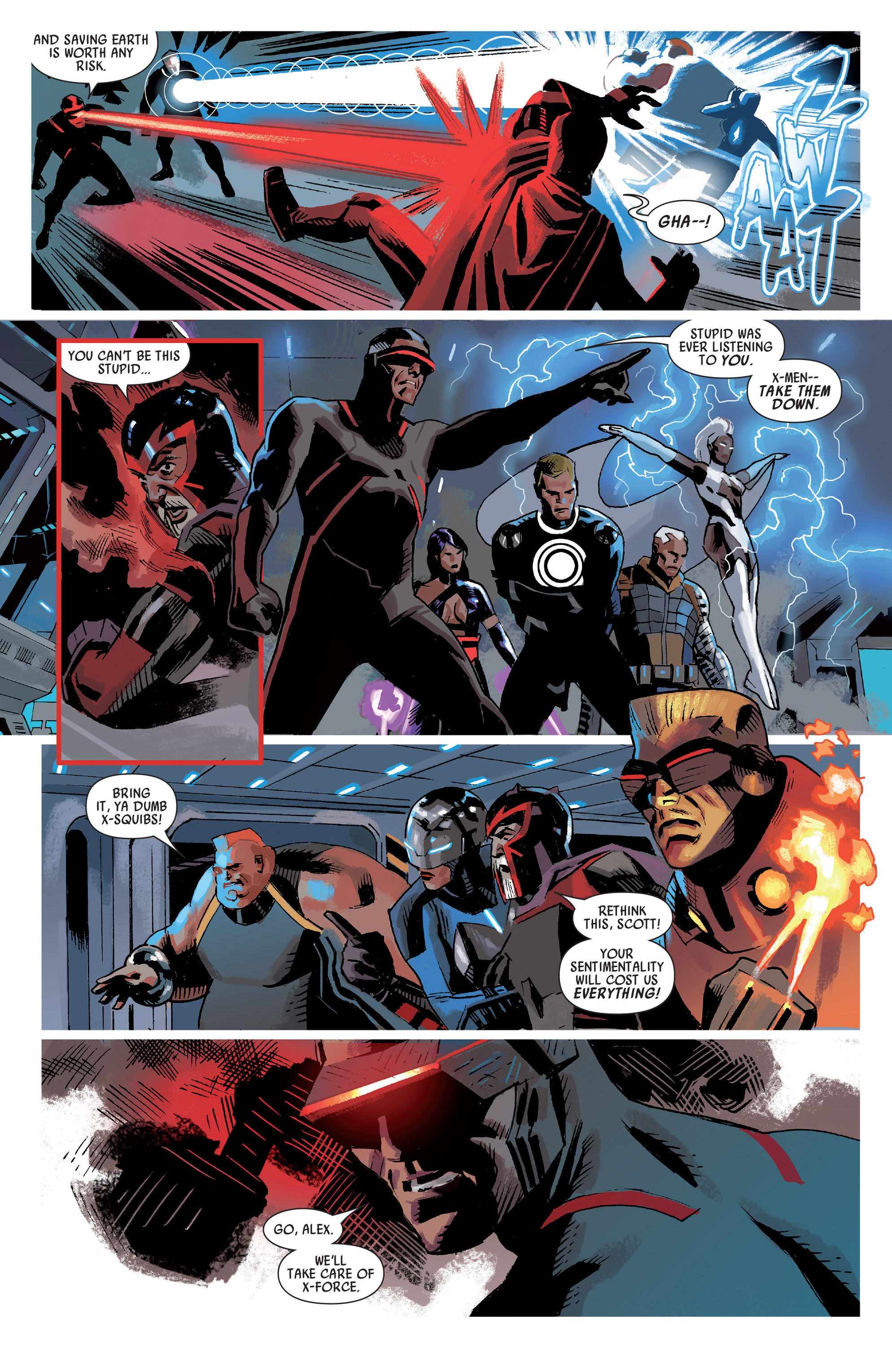Read online Uncanny Avengers (2012) comic -  Issue #20 - 15