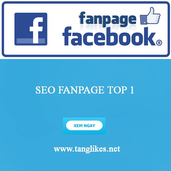Seo fanpage giá rẻ