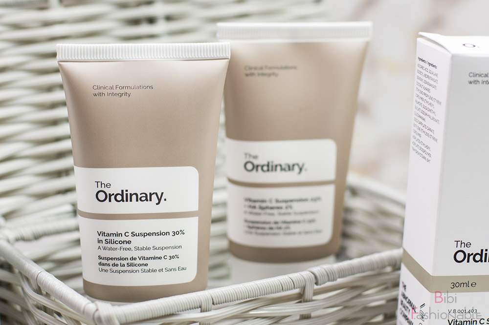 The Ordinary Vitamin C Suspension 30% in Silicone nah