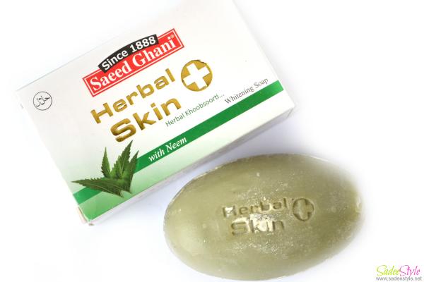 Saeed Ghai Herbal Skin Neem Soap