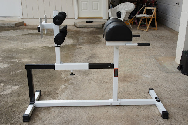 Homemade PVC Exercise Equipment
