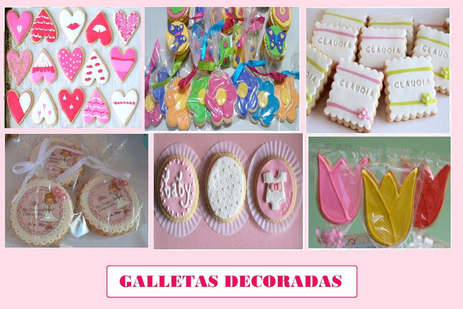 Taller De Galletas Decoradas Febrero Valetina Talleres