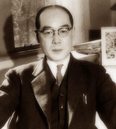 Hideki Yukawan penemu Teori Meson