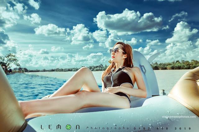 Beautiful Vietnamese girl bikini vol 77 8