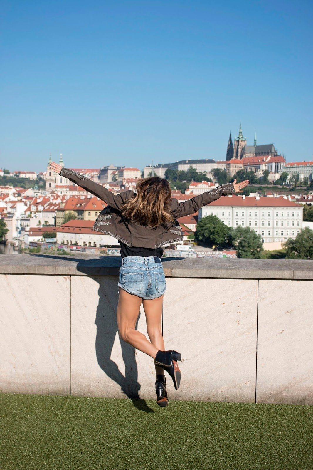 Whitney's Wonderland UK Top Luxury Travel and Lifestyle Blogger reveals two hot spots you must stay at in Prague