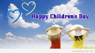 Happy Children's Day Wishes