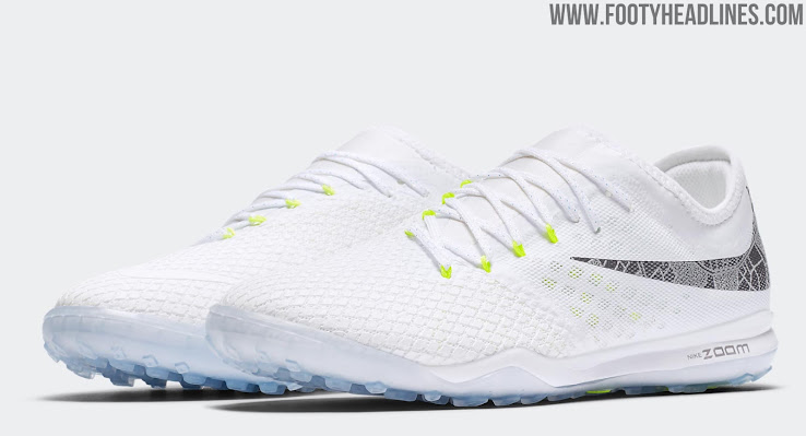 online store 0d91a 34e4b Unique Nike Zoom Hypervenom III 'Just Do It' 2018 World Cup ...