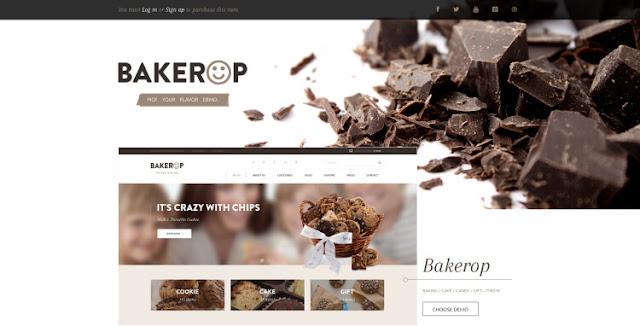 bakerop ves бесплатный шаблон для magento 1.9