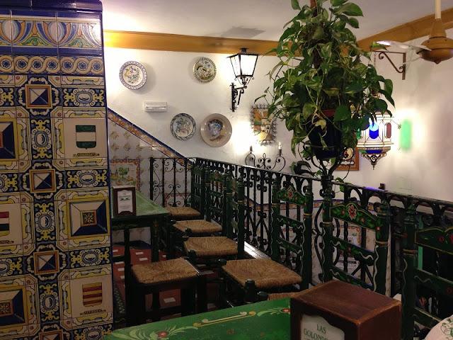 Las Golondrinhas I em Sevilha