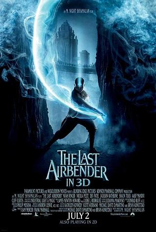 The Last Airbender 2010 Dual Audio Hindi 350MB BluRay 480p