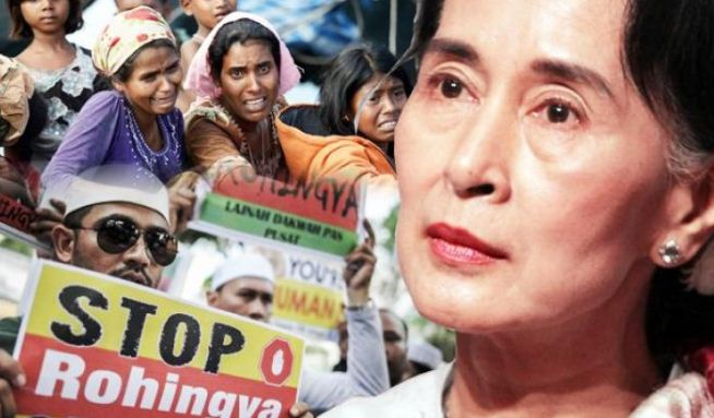 Aung San Suu Kyi Berangkat ke Audiensi Genosida PBB