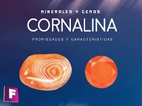 Cornalina - Propiedades - características y sus usos