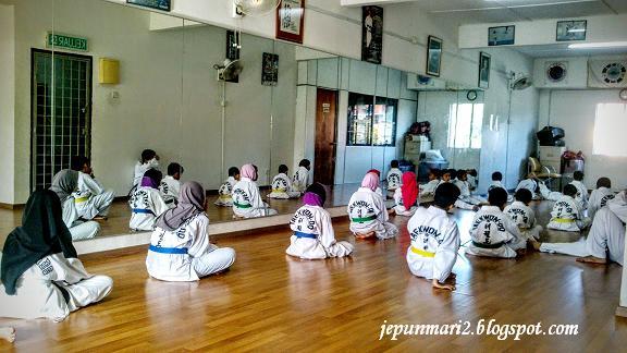 Survey Kelas Teakwondo