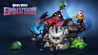 """تحميل لعبة """"الطيور الغاضبة"""" في إصدار جديد مخصص للكبار .. مع رابط التنزيل Angry Birds Revolution"""