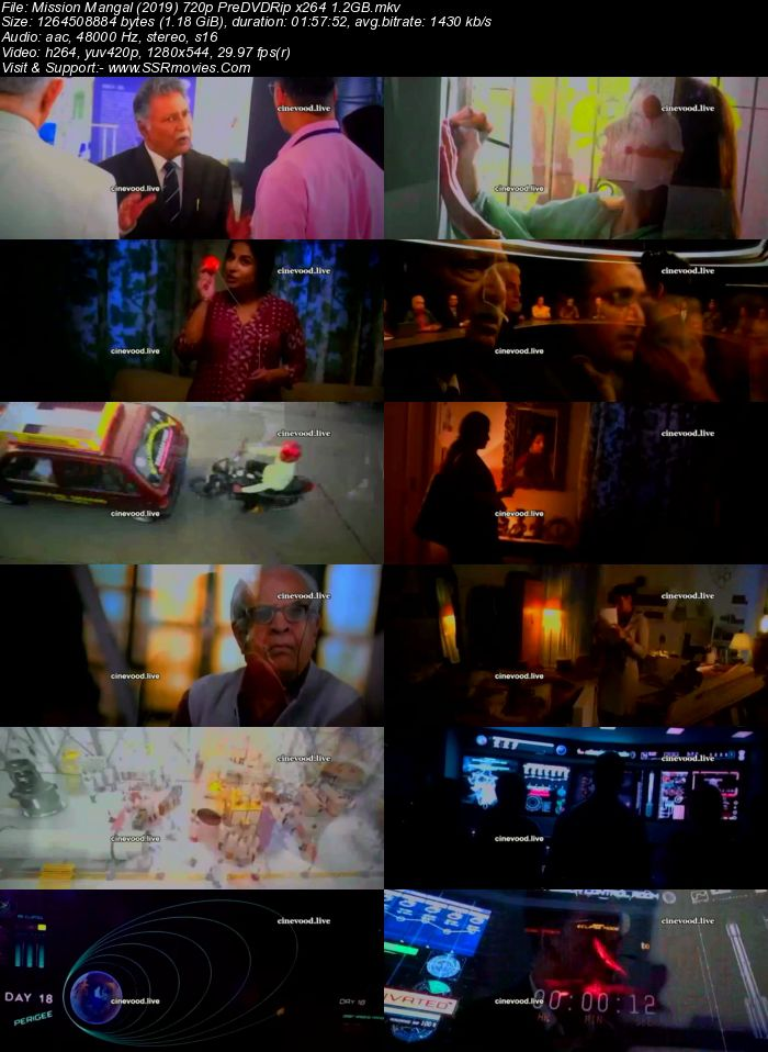 Mission Mangal (2019) Full Hindi Movie Download HD