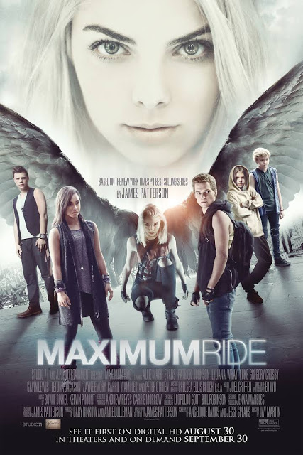 Download Film Maximum Ride (2016) Subtitle Indonesia