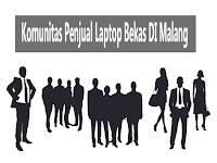 Info Komunitas Penjual Sparepart Dan Laptop Bekas Di Malang