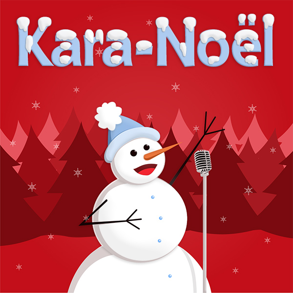 Kara-Noël music cover