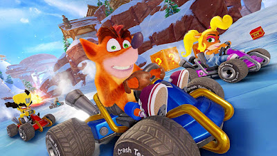 Crash Team Racing Nitro Fueled Game Screenshot 5