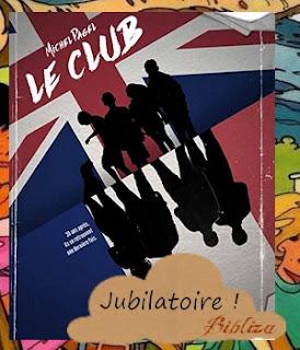 le club le club des cinq famous five Enid Blyton Michel Pavel suite adultes avis chronique critique blog