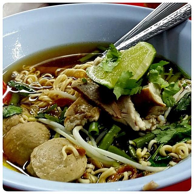 Resepi Sup Mee Celup Thai Copd Blog K